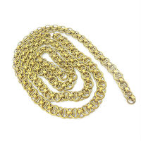 #138-5 High Quality Craft Chain Handmade Brass Chain for Jewelry Making