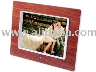 8 inch TFT screen multifunction digital photo frame High Resolution: 800 x 480