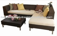 Indoor and Outdoor Synthetic Rattan Woven Furniture