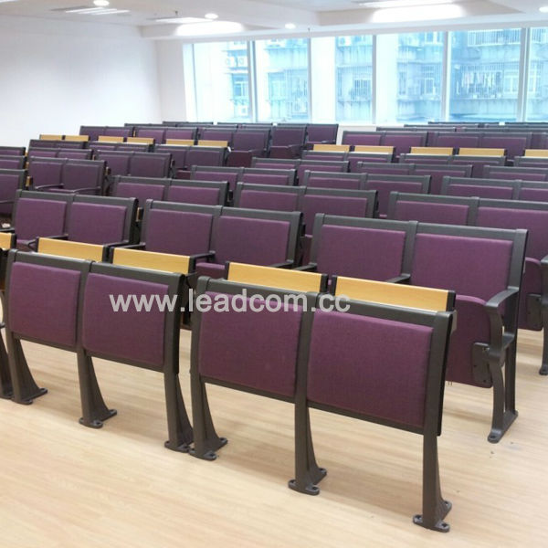 Leadcom hot sale lecture furniture school table and chairs LS-908YF