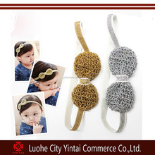 Best selling premium bow bands,Baby Headband Hair Bands