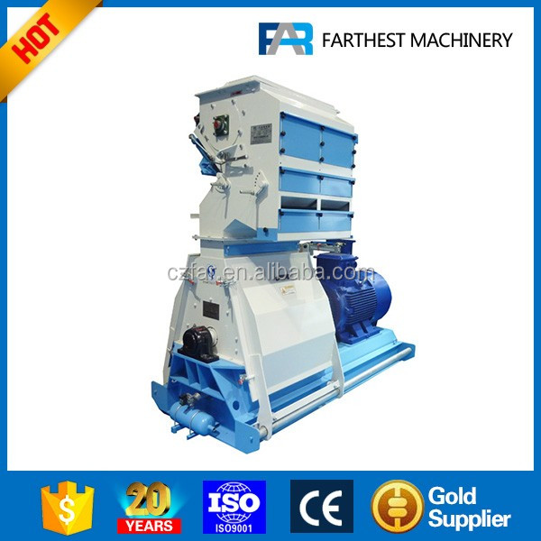 CE and ISO Certified Corn Grinder Used in Feed Mills