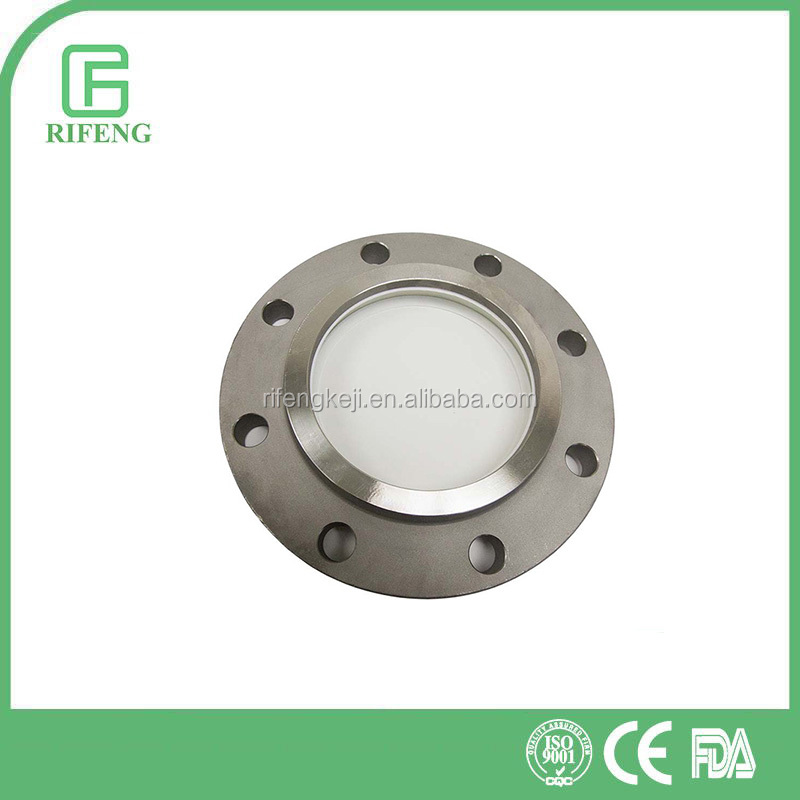 Sanitary Stainless Steel Flange Type Sight Glass