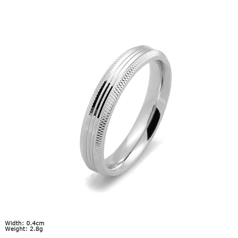 RSA-TF10 new design silver rings for couples