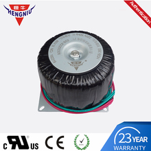 Output 12V 24V 36V 48V Toroidal Medical Equipment Transformers