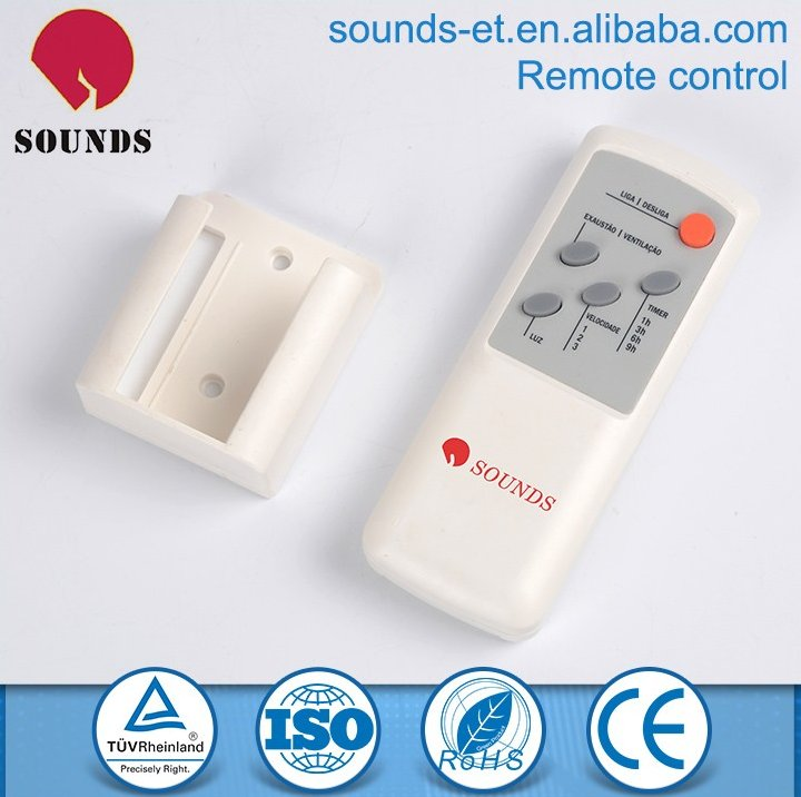 Pc air mouse remote with keyboard celling fan remote controller