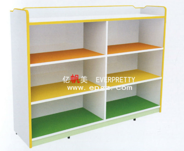 Preschool Furniture Kid 39 S Wooden Storage Shelf Modern Design Storage Cabinet For Sale Buy