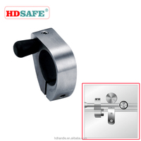 Stainless steel framed sliding shower door parts buffer stop