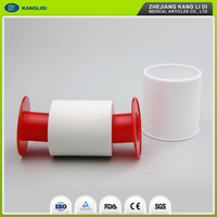 KLIDI Waterproof Skin Color Logo Printed Zinc Oxide Adhesive Strapping Tape From China Manufacturer