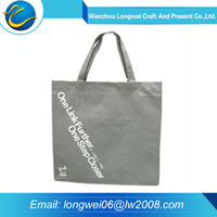 New Style printable reusable non woven shopping bags