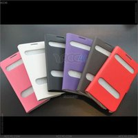 Talk Leather Flip Case For Samsung Galaxy Note 2 II N7100 P-SAMN7100CASE010