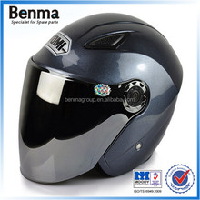S/M/L/XL four size motorcycle helmets,ABS shell motorcycle helmets for summer
