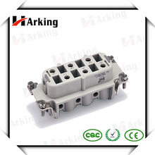 Harking screw terminal toyota 6 pin connector wire harness ,HSB series 6 pin plug and socket