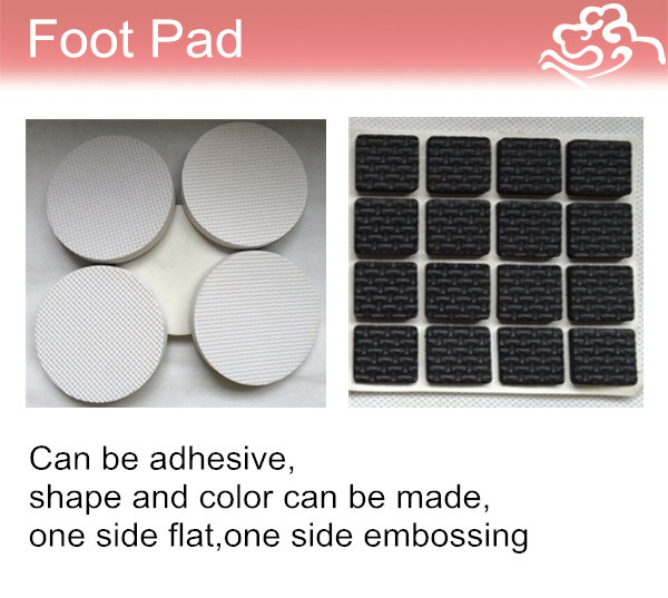 Rubber foam foot pads chair leg floor protection for america buy chair leg floor protection - Outdoor furniture foot pads ...