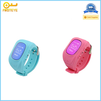 2015 hot selling GPS Smart Watch For Children GSM+GPS+LBS bluetooth kid watch sos smart watch