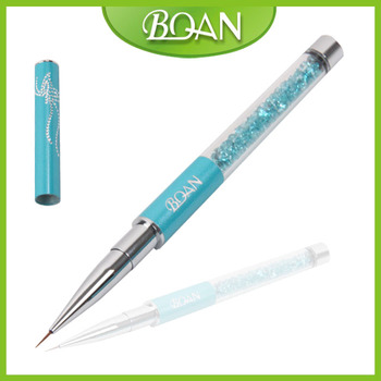 2015 Boqian High Quality Nail Art Flower Drawing Brush Nail Salon Equipment For Sale