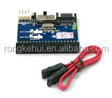 New SATA to IDE / IDE to SATA Hard Drive Adapter Converter Card