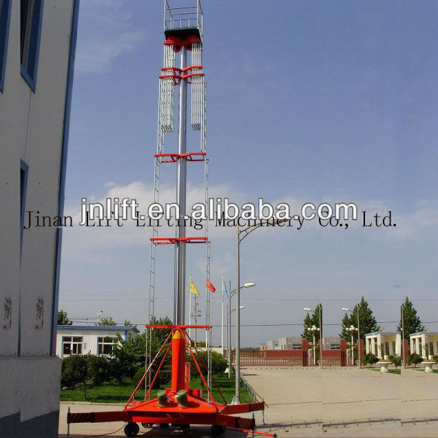 4-30m Mobile skylift for sale