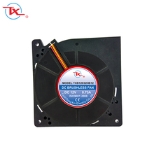 Customized dc blower 12032 small size centrifugal blower fan