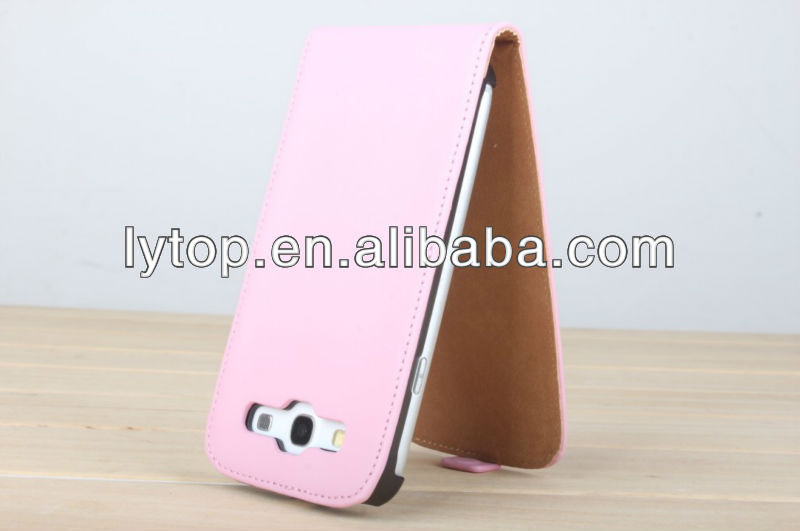 PU Leather Case Flip Cover Pouch for Samsung Galaxy S3
