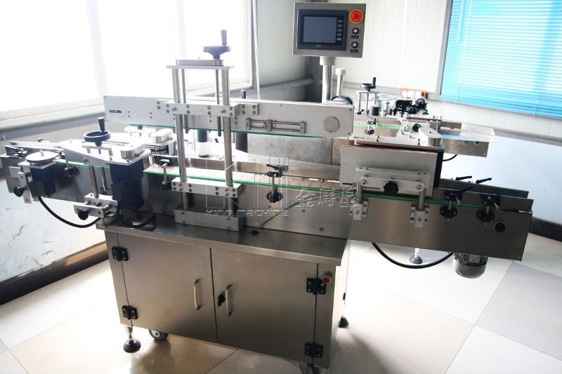 Full Automatic Flat BottleLabeling Machine/Labeler