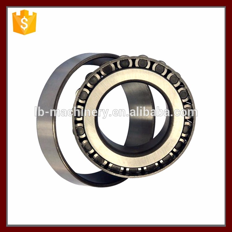 metric cheap tapered roller bearing steel cage 30205