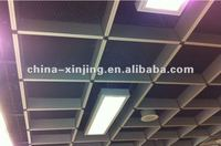 Modern aluminum false ceiling design/materials(ISO9001,CE)043