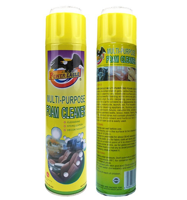 Multi Purpose Foam Cleaner Spray 650ml