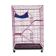 Folding wire pet cage accessories cages cat crates for home