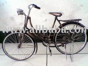 Antique Bicycle Miniature A