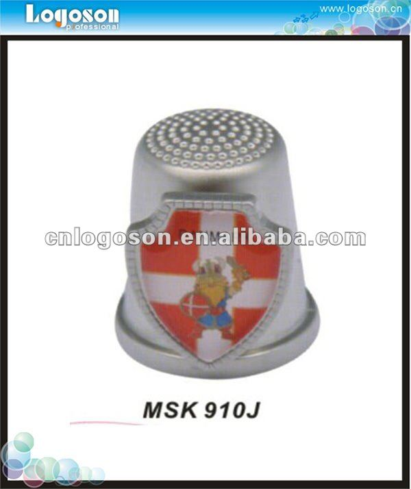 New promotional souvenir thimbles custom gift