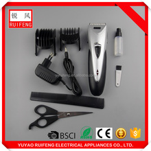 Cheap import products trimmer Rechargeable electric digital hair clipper