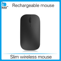 Rechargeable Lithium Battery wireless computer mouse