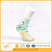 organic stripe cute animal sex girl dress 3d socks