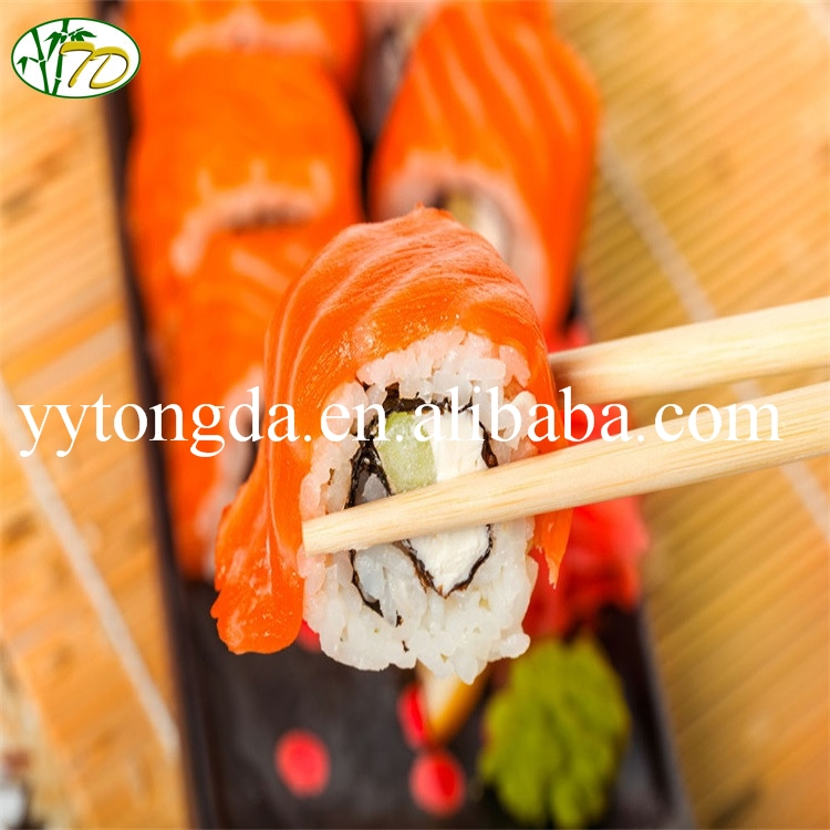 China gold supplier fast delivery sushi telescopic chopsticks