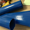 blue color pvc pipe/pvc irrigation pipe/flexible pvc pipe
