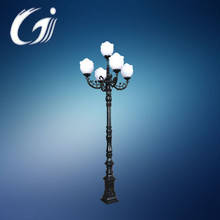 OEM supported outdoor landscape lighting led street light solar powered outdoor lighting