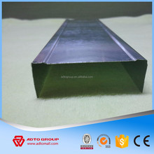 Galvanized drywall suspended ceiling track hot selling