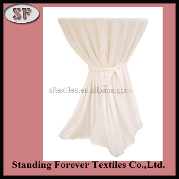 High Grade Restaurant Round Banquet Used Tableclothes for sale
