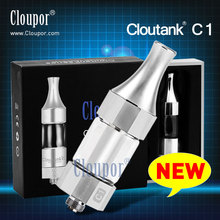 Exclusive supplier most popular in the USA Cloupor cloutank C1 e-cig pcc cases
