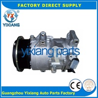 7PK Pulley 110MM Auto Denso 6SEU16C AC Compressor For Previa