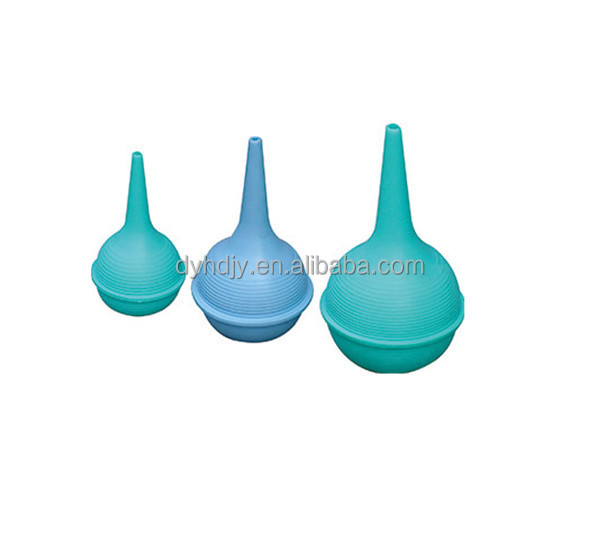 PVC Medical Disposable products Ear Syringe