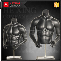 High Quality Upper Body Strong Male Mannequin Torso