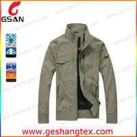 fashion leisure coat for mens jacket wear