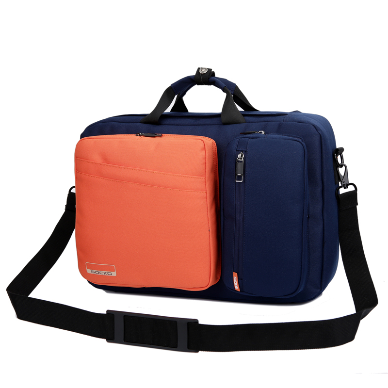 Famous brand laptop bag waterproof laptop backpack classical traveling bag