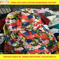 Sorted Second Hand Clothes China 2017