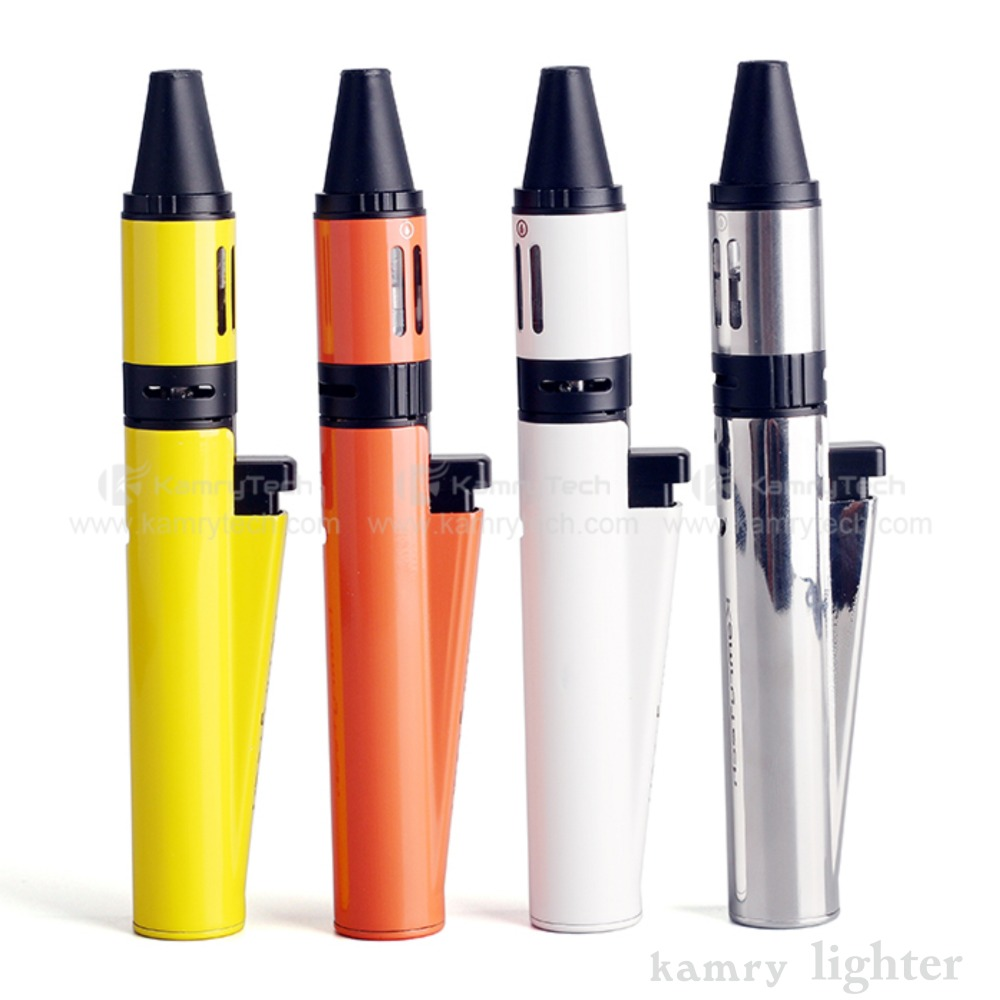 There electronic cigarette without nicotine