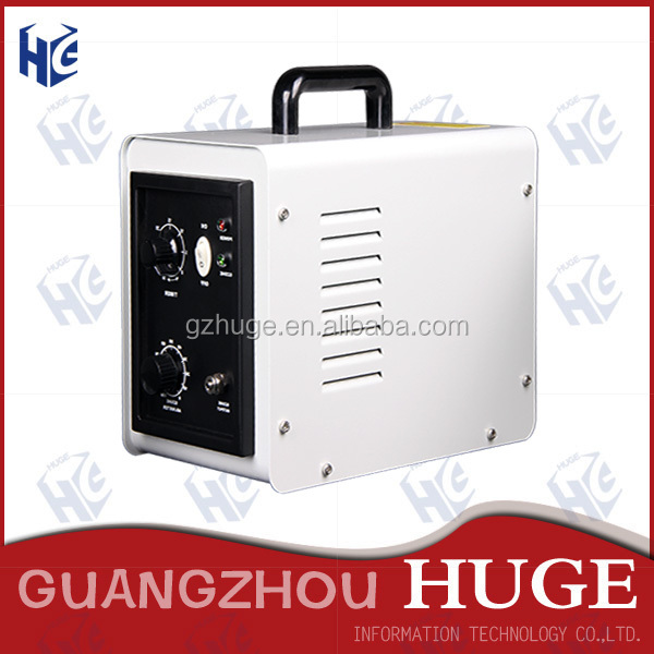 New arrival 3g 5g ozonator air purifier/ ozone air freshener /ozone generator with ceramic tube