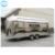 6M stainless steel street retro food truck ice cream