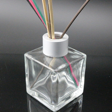 shanghai linlang empty air freshener reed diffuser glass bottle for furnitures house